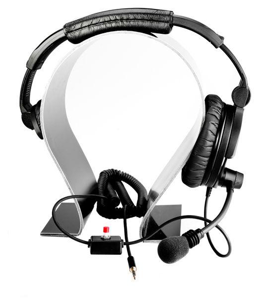 Sennheiser HMD 281 Pro Hör-/Sprechgarnitur