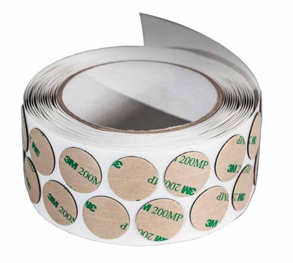 Rycote Stickies (Rolle mit 500 Stück) - Lavalier adhesive pads