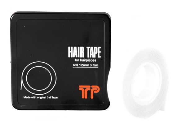 3M Hair Tape / Rolle / 12 mm / 5 m