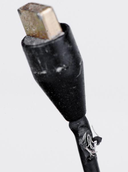 Reparatur eines Mikrofons DPA 4060