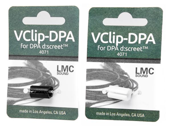 LMC Vclip for the DPA d:screet 4060/61/62/63