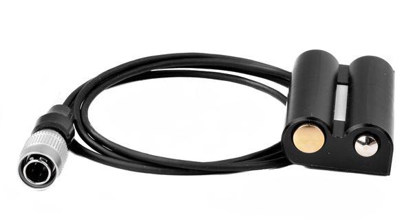 WISYCOM WI-ADT40-H Power adapter für MTP30/40/40S mit Hirose 4 pol