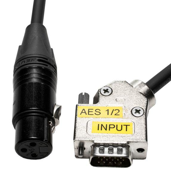 Digital IN Kabel für Schoeps SuperCMIT und oder Sennheiser mit MZD 8000