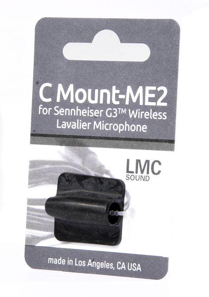 LMC C Mount für Sennheiser ME2, black