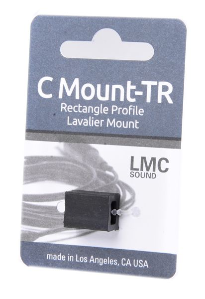 LMC C Mount für Tram Lavalier Mount Black