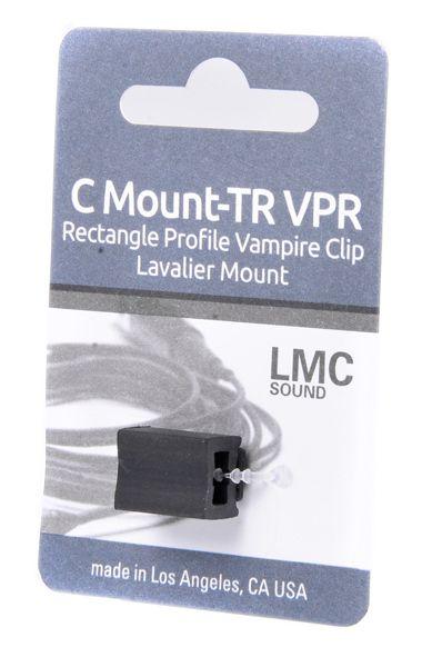 LMC C Mount Vampire Clip für Tram Lavalier Black