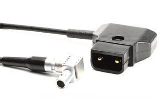 Adapterkabel D-Tap - LEMO 2 pol
