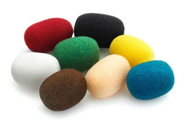 DPA DUA0570 FOAM WINDSCREEN FOR d:screet™, COLOR MIX