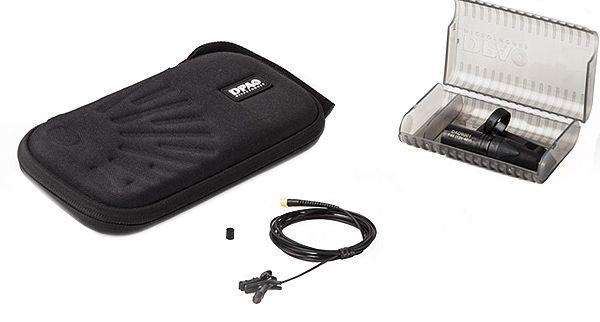 KIT-4060-OC-LMK d:screet™ CORE 4060 Lavalier Microphone Kit