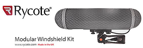 Rycote Modular Windshield