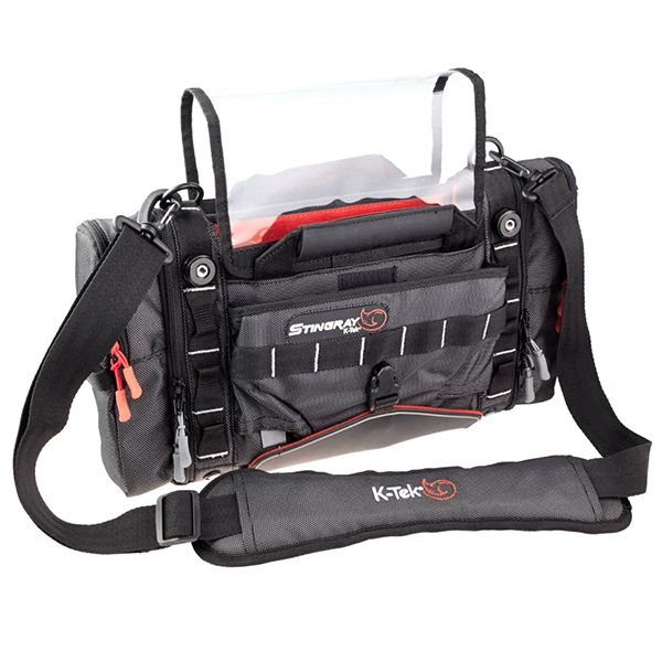 KSTGJX – K-Tek Stingray Jet X Audio Mixer Recorder Bag X-Series