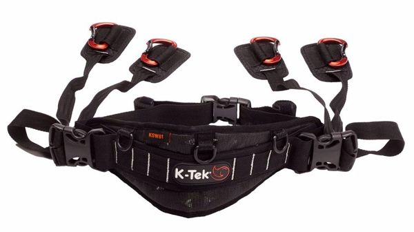 K-Tek KSWB1 – Stingray Waist Belt