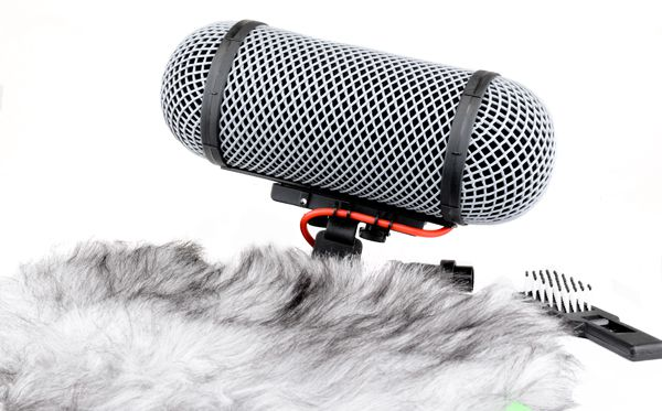 Rycote Windshield Kit für Schoeps mini CMIT