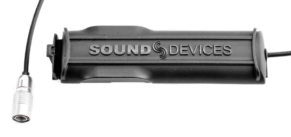 Speiseadapter für Sound Devices MixPre-3 und 6
