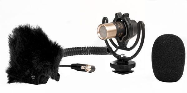 Kortwich Mikrofon NierePRO DSLR