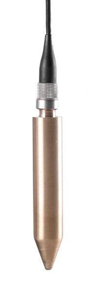 LAV Bullet mit Lemo 3pol geeignet für Wisycom / Sennheiser / Zaxcom