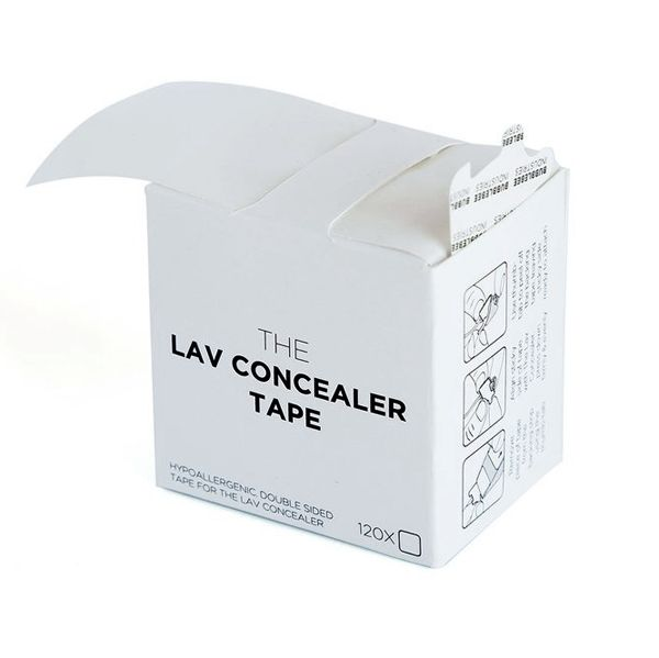 Bubblebee Industries - The Lav Concealer Tape (120 Stück)