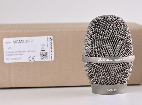 Wisycom MCM301 titanium grey / gebraucht