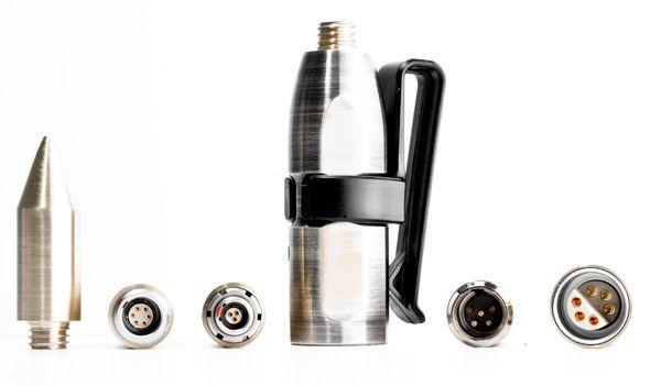 Speiseadapter für Elektret auf 48VPh inkl. Übertrager + LAV Bullet