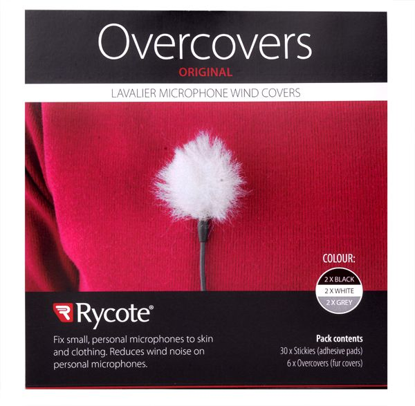 RYCOTE Overcovers Microphone Wind Covers