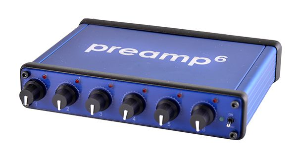 preamp M6 für Sound Devices 688 und 664