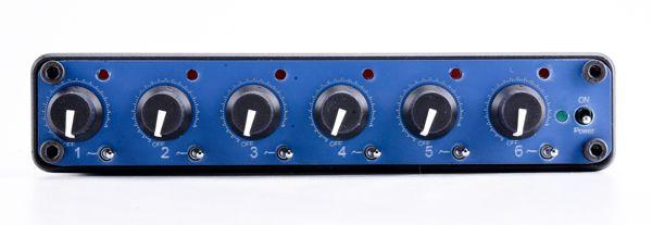 preamp M6 mit HP für Sound Devices 688 und 664