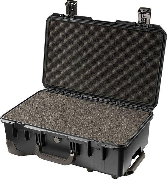 Peli Storm Case iM2500 Trolley mit Schaum, schwarz
