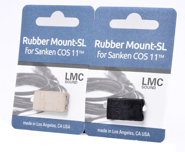 LMC RMSL Slim Rubber Mount for Sanken COS 11
