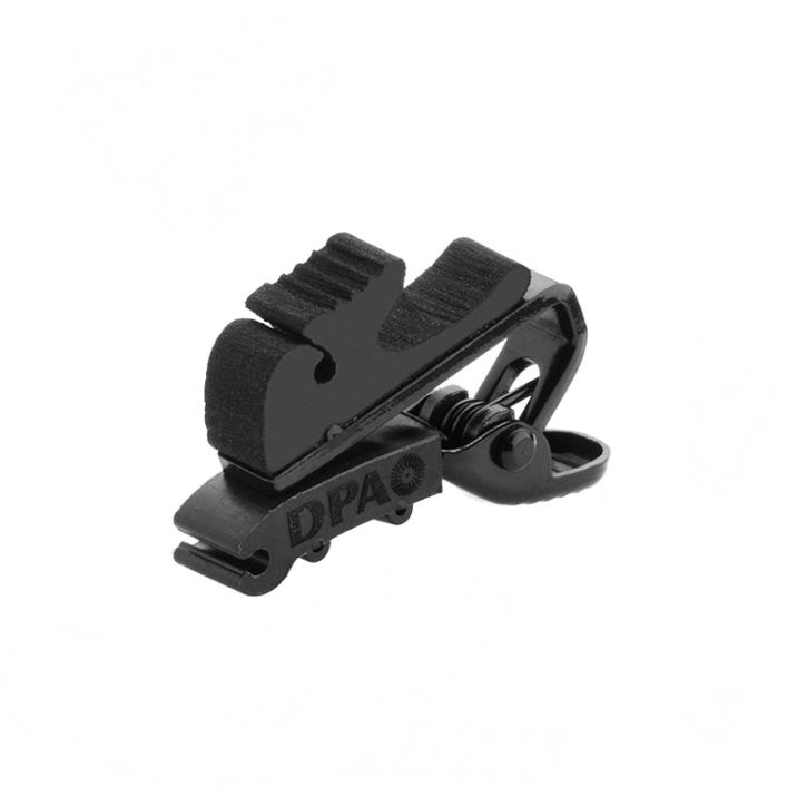 DPA Microphone Clip d:screet SCM0004-B, Small, Black (Miniaturklemme)