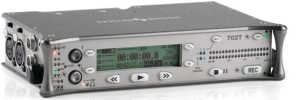 Sound Devices 702T 2 Kanal CF Rekorder