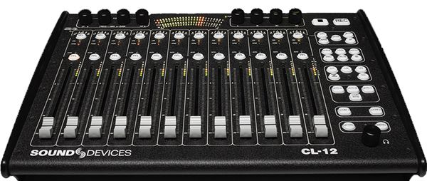 Sound Devices  CL-12 Fader-Controller