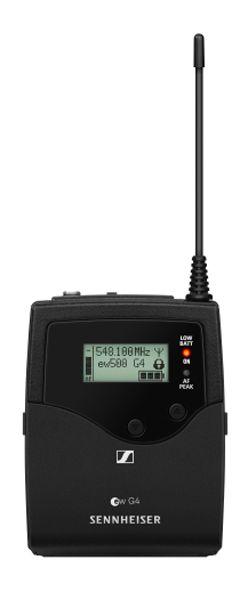 Sennheiser SK 500 G4-AW+ 470-558 MHz