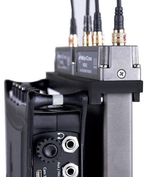 für Sound Devices MixPre-6 II Slot für 2 Sender
