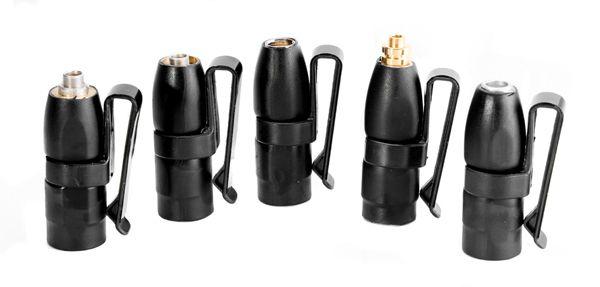 Mik.-Speisung Elektret auf 48VPh Further adapters on request