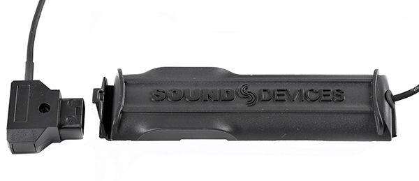 Batteriespeiseadapter für Sound Devices MixPre-3/6