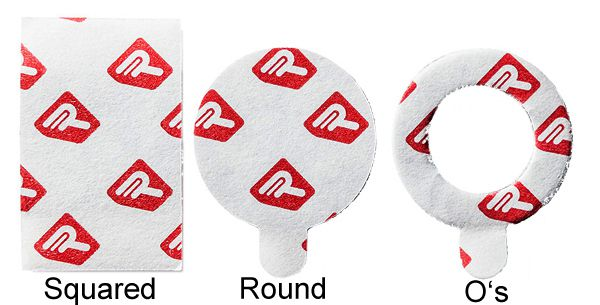 Rycote Stickies Advanced