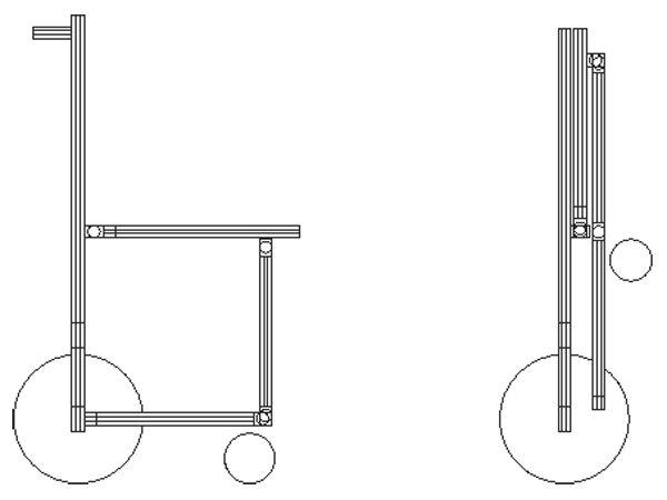 Tonkarre / soundcart Kortwich Variante 2 ohne Ummantelung