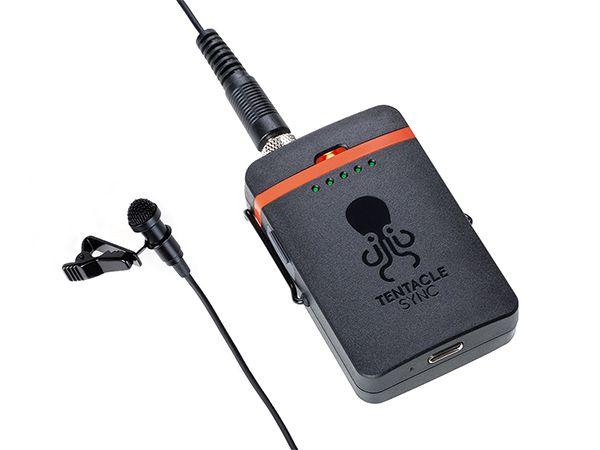 TRACK E - Timecode Audio Recorder