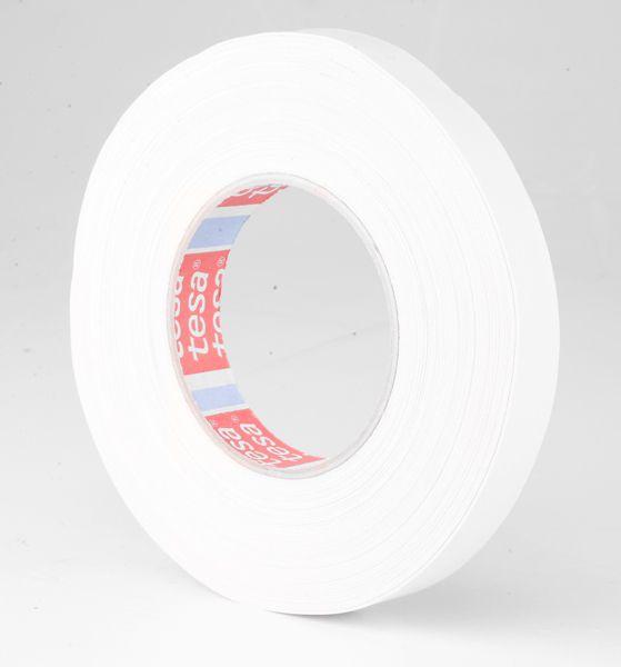 Lassoband TESA 19 mm / 50 WEISS