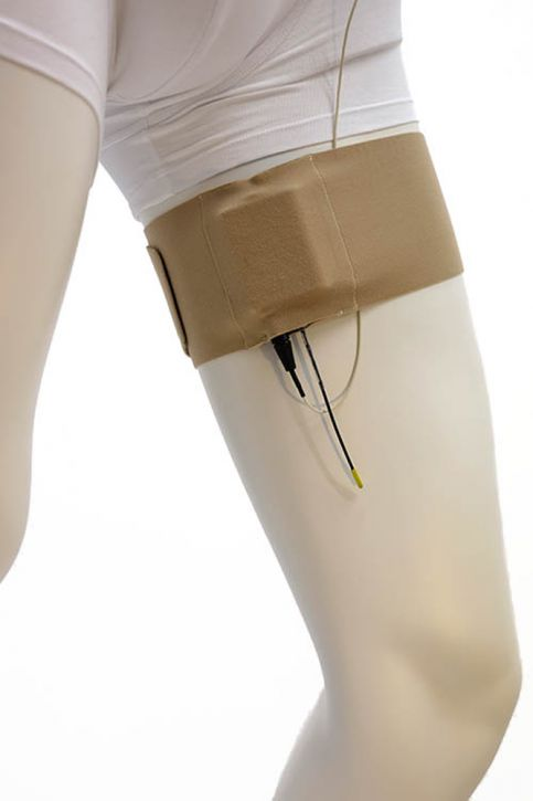 Ursa Thigh Strap BEIGE / 63cm