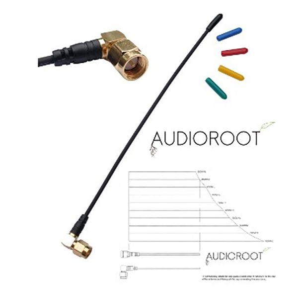 AUDIOROOT SMA Antenne 90°