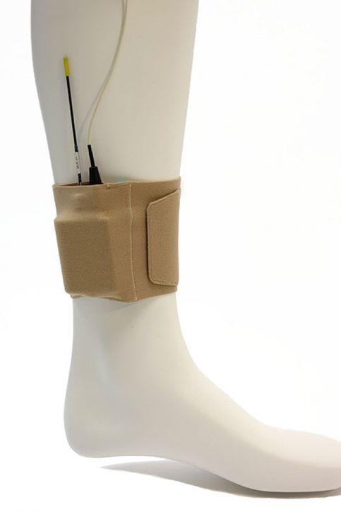 Ursa Ankle Strap  / 38 cm Beige