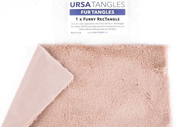 Ursa FurTangle 30 x 15 cm Weiß