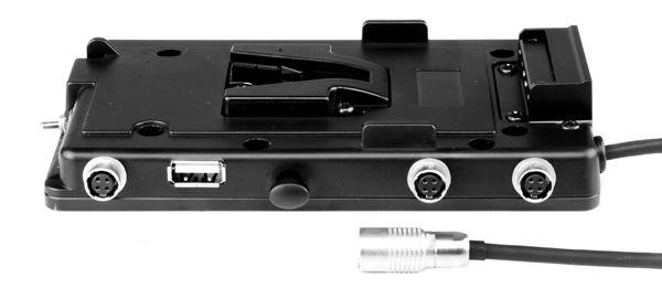 V-Mount-3 + 1 USB