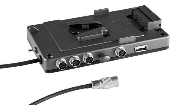 V-Mount-4 + USB