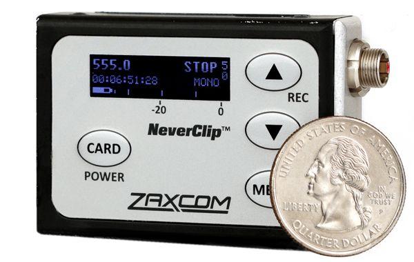 Zaxcom Transmitter ZMT3