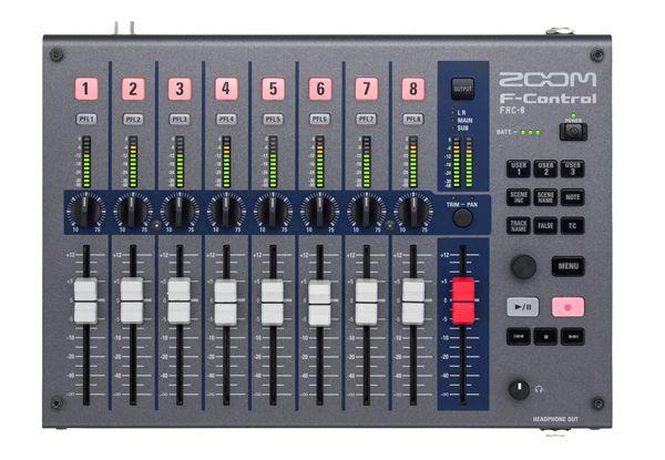 ZOOM FRC-8 - F-Control Controller für Zoom F4 und F8