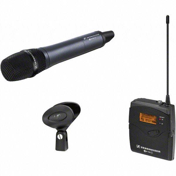 SENNHEISER ew 135-P-A G3 Vocal-Set 516-558 MHz