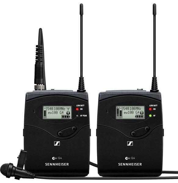 SENNHEISER ew 112 P G4-A1 470 - 516 MHz