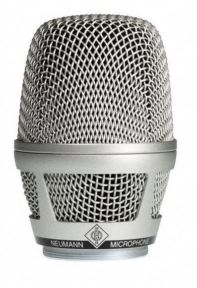 Neumann-Mikrofonmodul für SKM 2000 und SKM 6000 / 9000, Kondensator, Niere, nickel